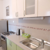 Radunica Apartment kitchen